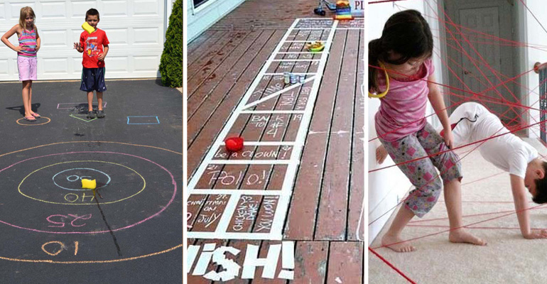 36 Activities for Kids That Are Fun and Cost Less Than $10.