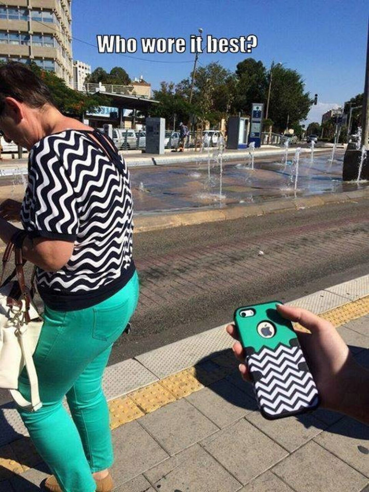 75 Incredibly Funny Pictures That Will Make You Smile - This iPhone case is already setting trends.