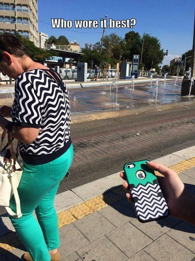44 Incredibly Funny Pictures That Will Make You Smile - This iPhone case is already setting trends.