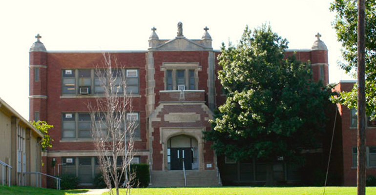 When This School Was Renovated, They Discovered It Held a 100-Year-Old Secret