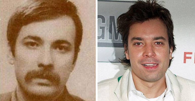 20 Celebrities That Look Like Amazing People Throughout History. Doppelgangers Unite!
