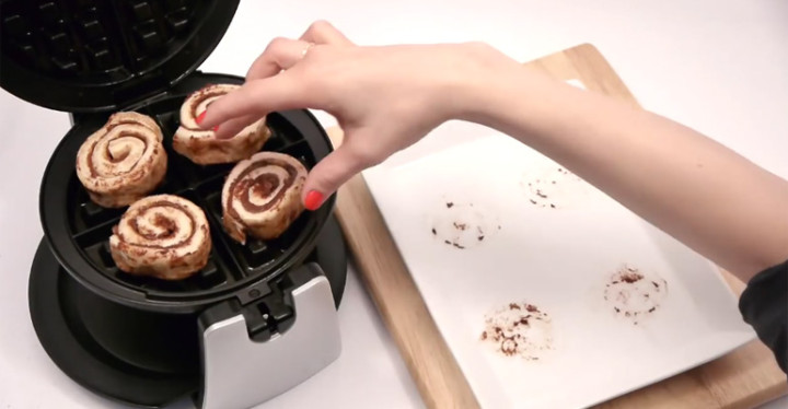 7 Delicious Waffle Iron Recipes That You Can Make With Your Waffle Iron.