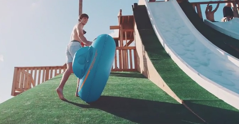 If You Love Huge Waterslides, You Are Going to Want to Watch THIS