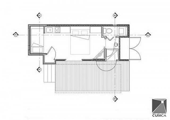 The floor plan demonstrates just how much space this home really and its design has been well thought-out.