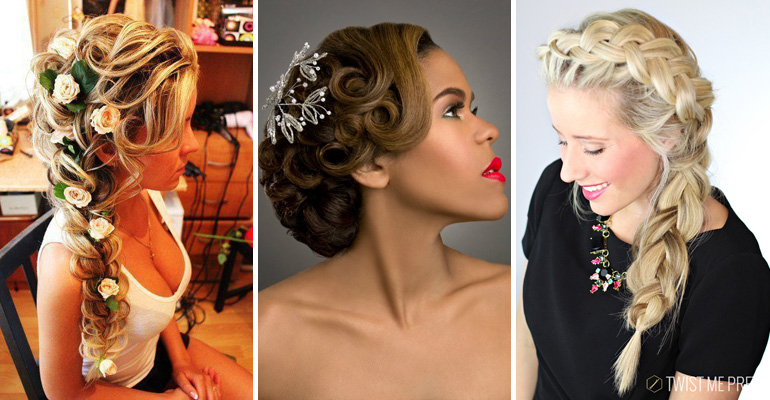 17 Hairstyles That Will Make You Look and Feel Like a Princess.