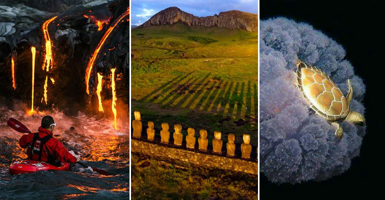 21 Awe-Inspiring Photos That Are Out-Of-This-World. #11 Is Unbelievable!