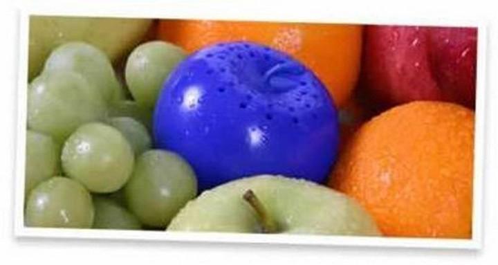 28 Food Storage Hacks - Buy an ethylene gas absorber for your refrigerator.
