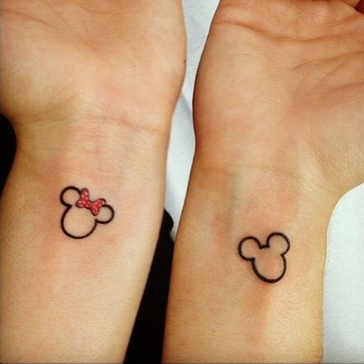 a9d777cbe 35 Couple Tattoos and Designs for Expressing Your Eternal Love