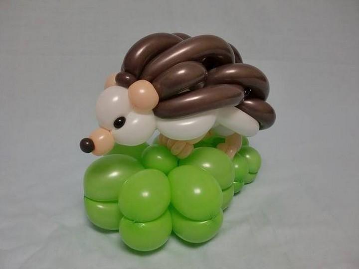Balloon Hedgehog.