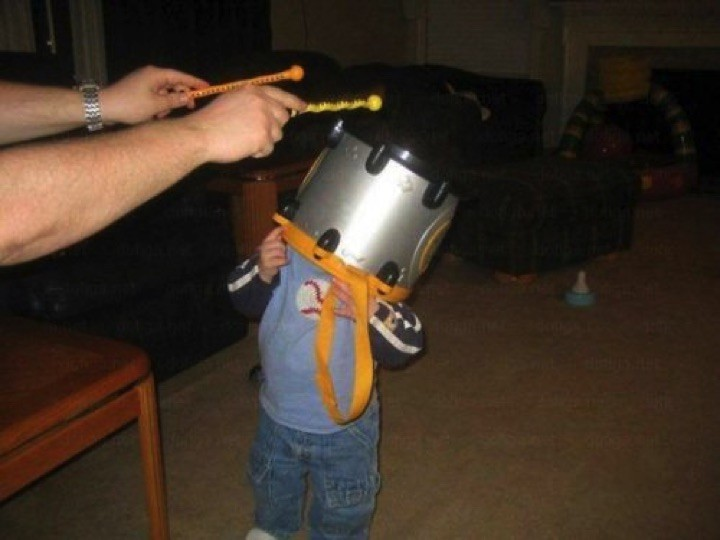 34 Parenting Fails - Parenting to the beat of a different drum.