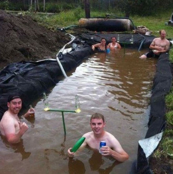 25 DIY Pools That Are Extremely Funny