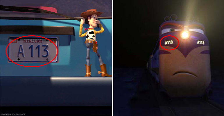 'A113' Code Is in so Many Animation Movies and Here Is Why.