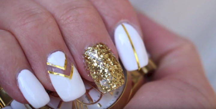 13 Black And White Nails That Are Classic And Elegant
