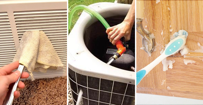21 House Cleaning Tips to Easily Clean Your Home in No Time.