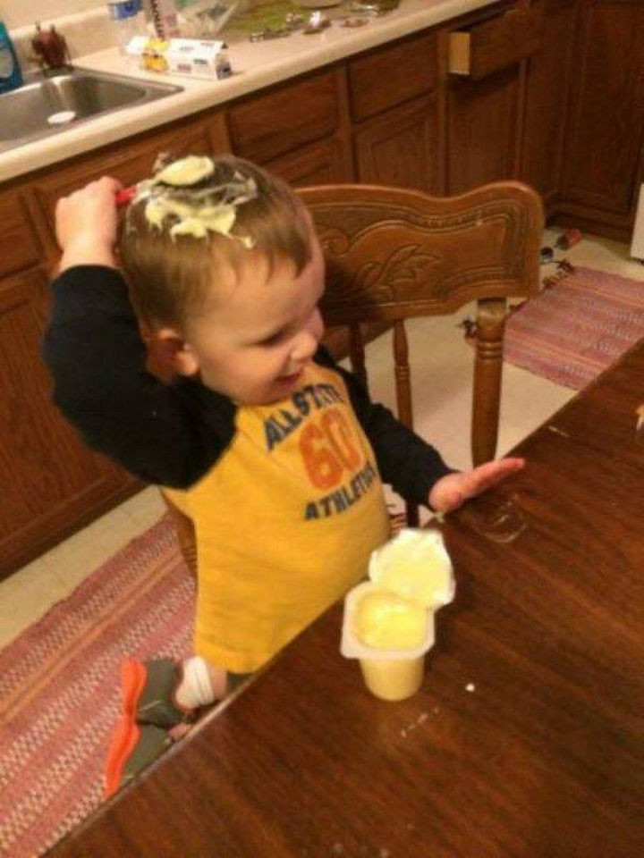 33 Reasons to Be Happy If You Are Not a Parent - You'll have all the pudding to yourself.