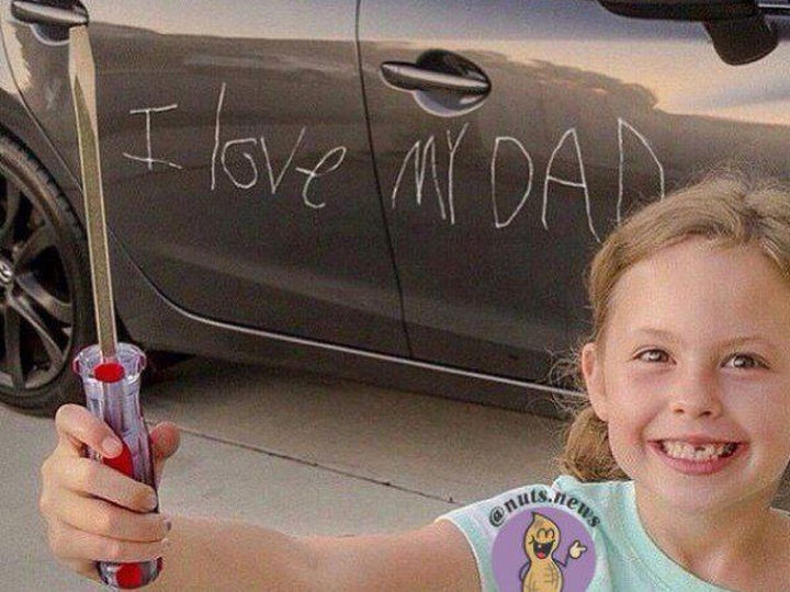 33 Reasons to Be Happy If You Are Not a Parent - Your car will look newer longer.
