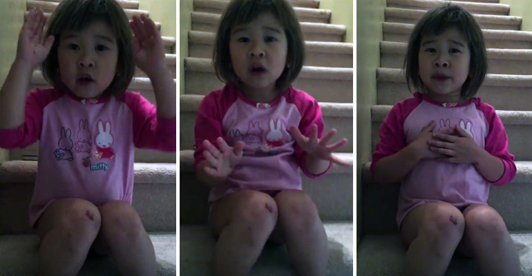 She Heard Her Mom and Dad Arguing but What This 6-Year-Old Told Her Mom Will Warm Your Heart