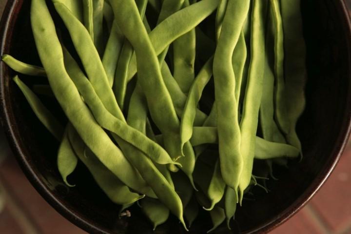 Delicious Romano musica beans.