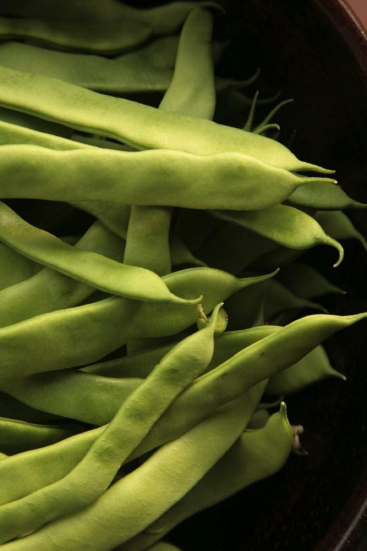 Delicious Romano musica beans. Second photo.