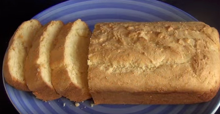Ice Cream Bread Recipe Requires Only Two Ingredients.