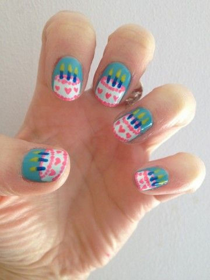Delicious Nail Designs: 11 Dessert Nails For Sweet And Delicious Nail Art Design Ideas