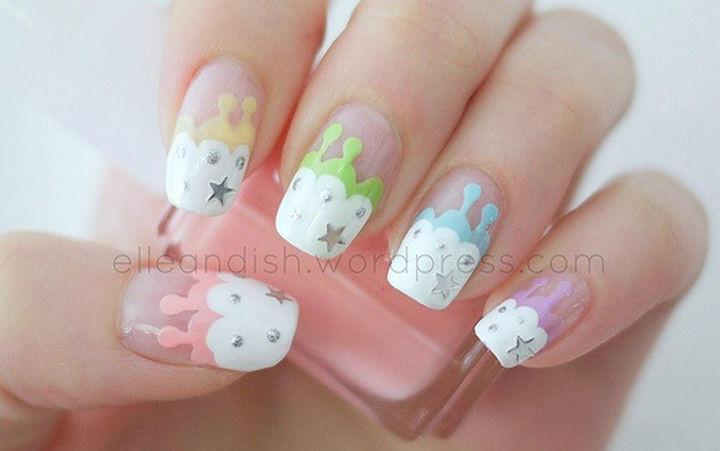 11 Dessert Inspired Nail Art Designs That Look Delicious