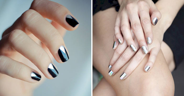 20 Metallic Nail Art Designs That Will Make You Shine.