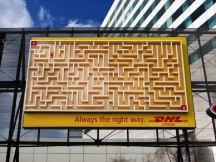 Creative Billboard Ads That Will Definitely Get Your Attention - 21 street ads that think totally outside the box