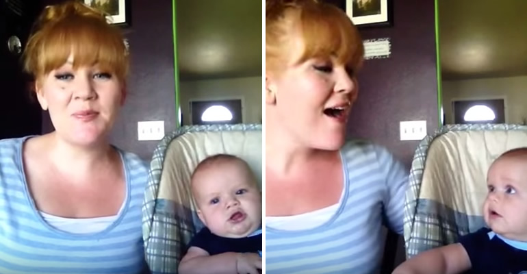 """Hallelujah"" Cover by a Mommy with a Great Sense of Humor."