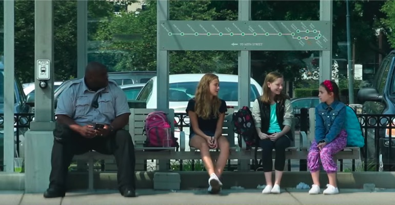 A Young Girl Was Being Bullied by Two Teens. What These Strangers Did Will Surprise You.