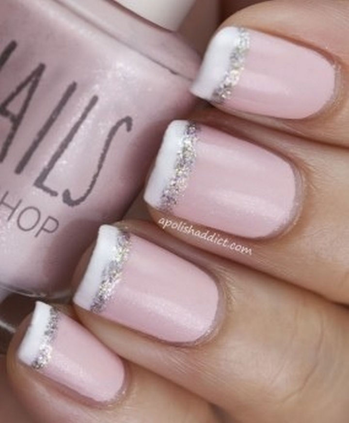17 French Nails That Provide a Twist on this Classic Look