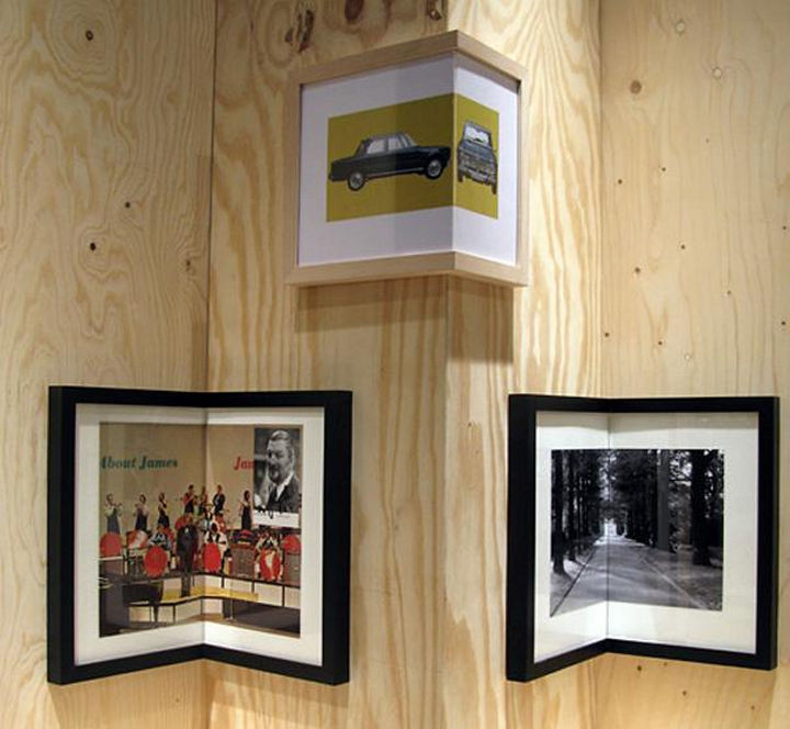 17 Clever Inventions - Corner picture frames.