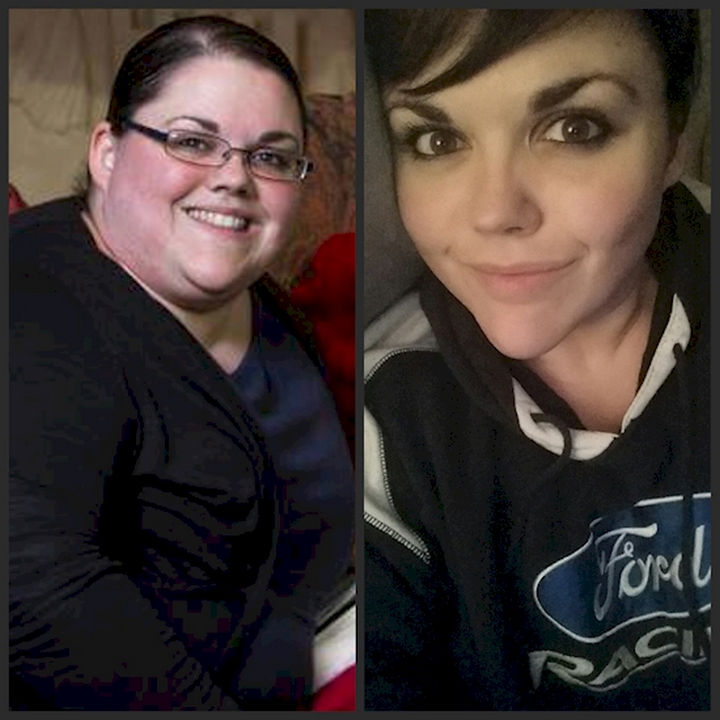 18 Before and After Weight Loss Photos - Imgur user lilll shed a whopping 110 lbs. in only 10 months. Her transformation is amazing.