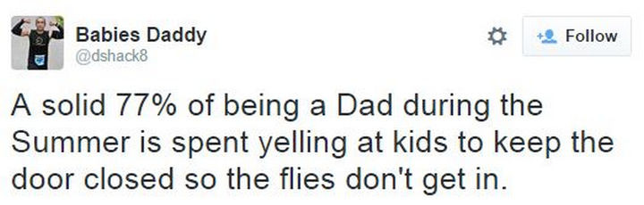 35 Funny Parenting Tweets - Been there, done that.