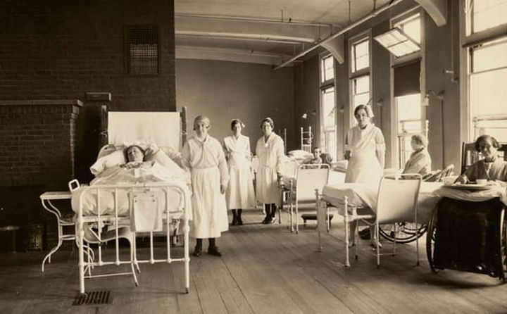9 Nursing Rules in 1887 - The nurse who performs her labors and serves her patients and doctors faithfully and without fault for a period of five years will be given an increase by the hospital administration of five cents per day.