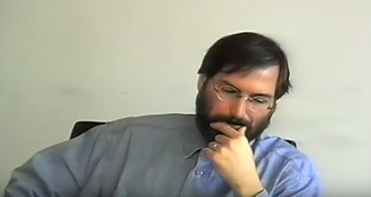 Steve Jobs Was Asked About His Thoughts on Life and How to Live It.
