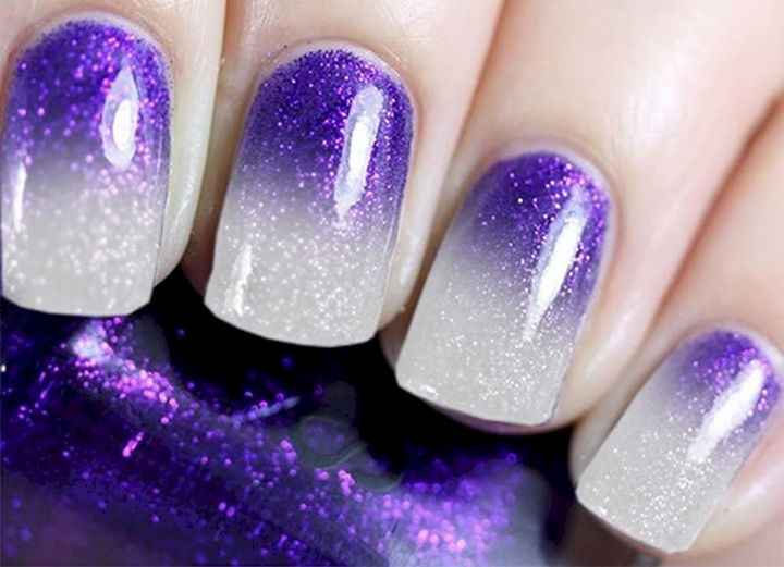 22 Purple Nail Designs - All I can say is WOW!