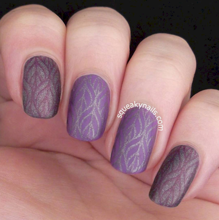 These nails speak for themselves.