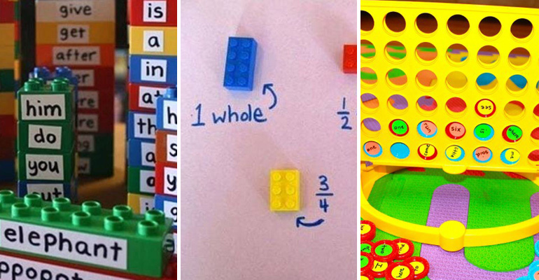 8 Fun Learning Games That Kids Will Love Playing. #7 Is Ingenious for Learning Fractions.