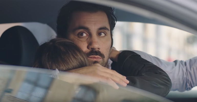 Powerful Video by Care Norway Warns Fathers of Domestic Violence.