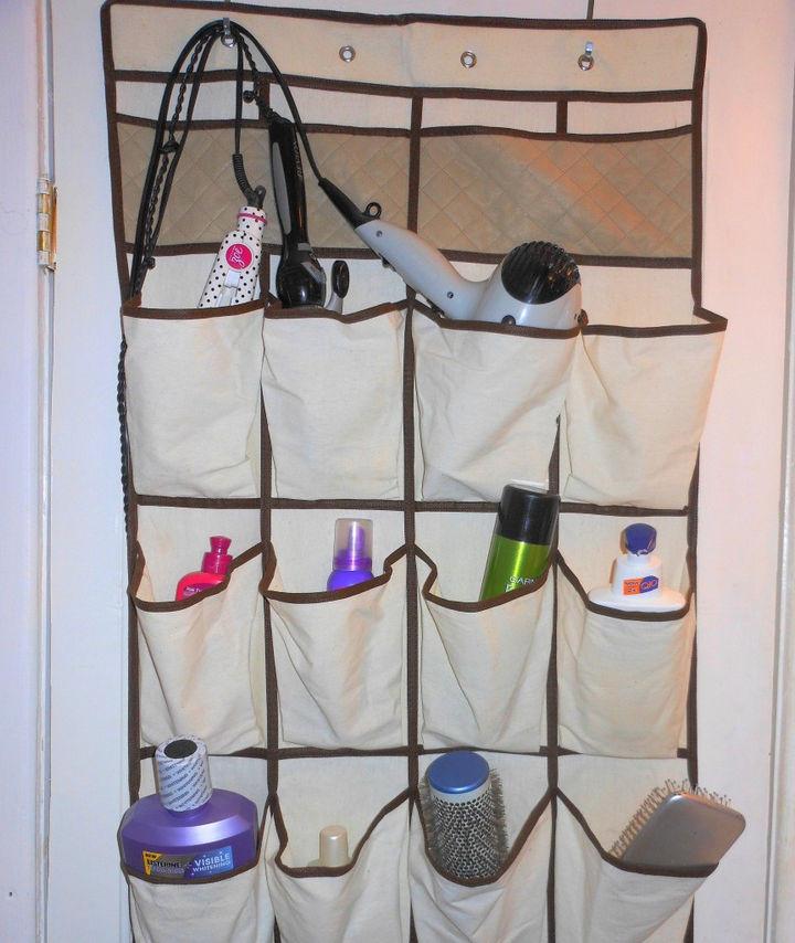 21 Clever Shoe Organizer Ideas - Maximize your bathroom space.