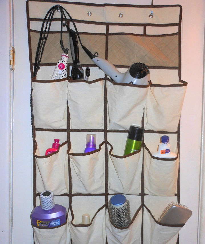 21 Clever Shoe Organizer Ideas - Maximize your bathroom space.