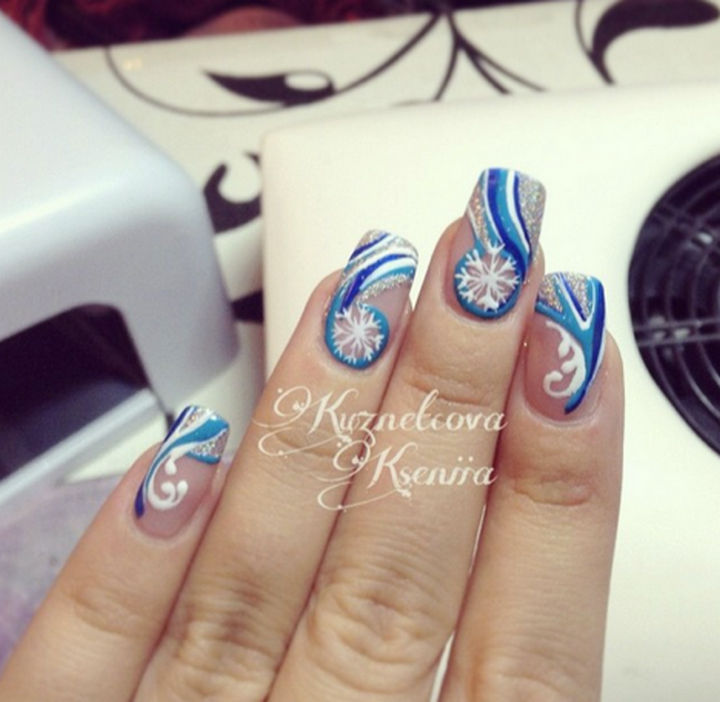 Nail designs for the winter images nail art and nail design ideas 39 winter inspired nail designs that as beautiful as fresh fallen snow 39 winter nails winter prinsesfo Image collections