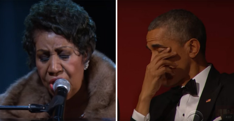 Carole King Co-Wrote This Song for Aretha Franklin and When She Sang It, President Obama Was Moved to Tears