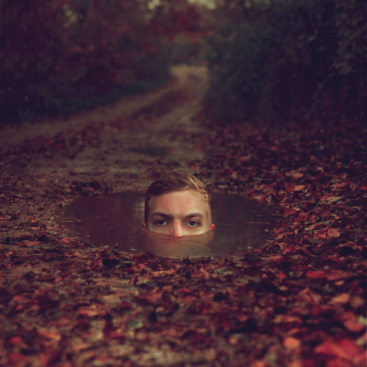 Kyle Thompson also ventures through empty forests and takes surreal shots that are mesmerizing.