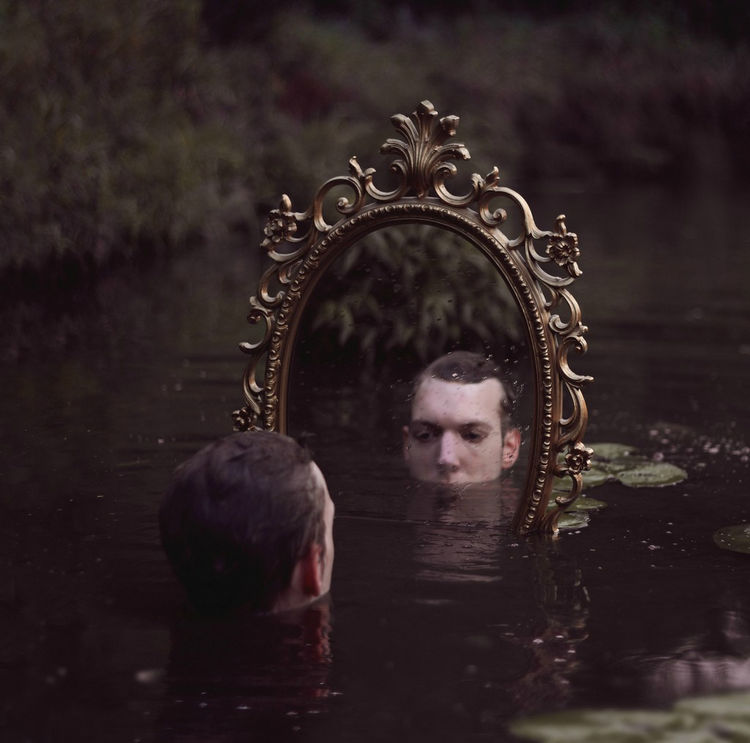 Kyle Thompsons Wows Us With Surreal Self Portraits