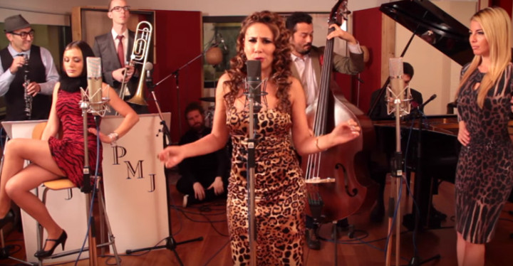 Postmodern Jukebox Performs Cover of All About That Bass.