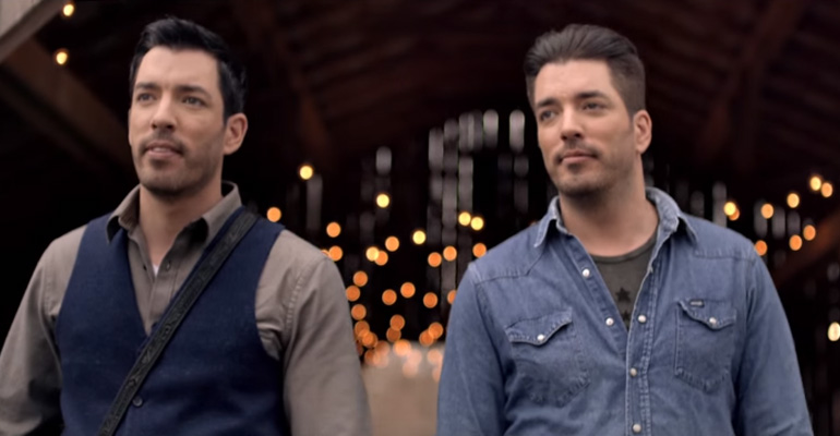 'Property Brothers' Stars Perform Their Debut Song and It Will Leave You Breathless