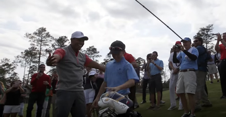 11-Year-Old Golfer Gets Hole-In-One.