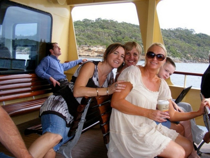 31 Hilariously Misleading Photos - That is not a tiny man riding on a woman's back.